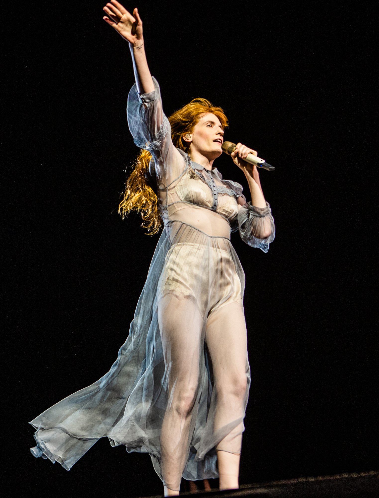 Florence + The Machine Sziget 2019