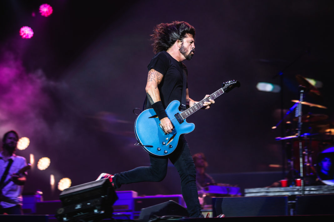Foo Fighters at Reading