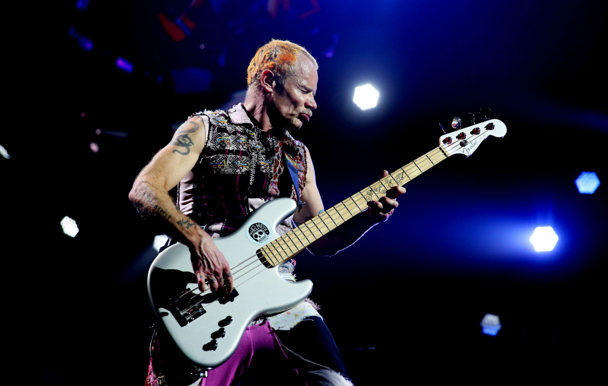 Flea; Red Hot Chili Peppers