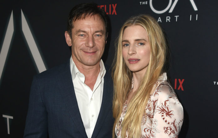 The OA, Brit Marling, Jason Isaacs