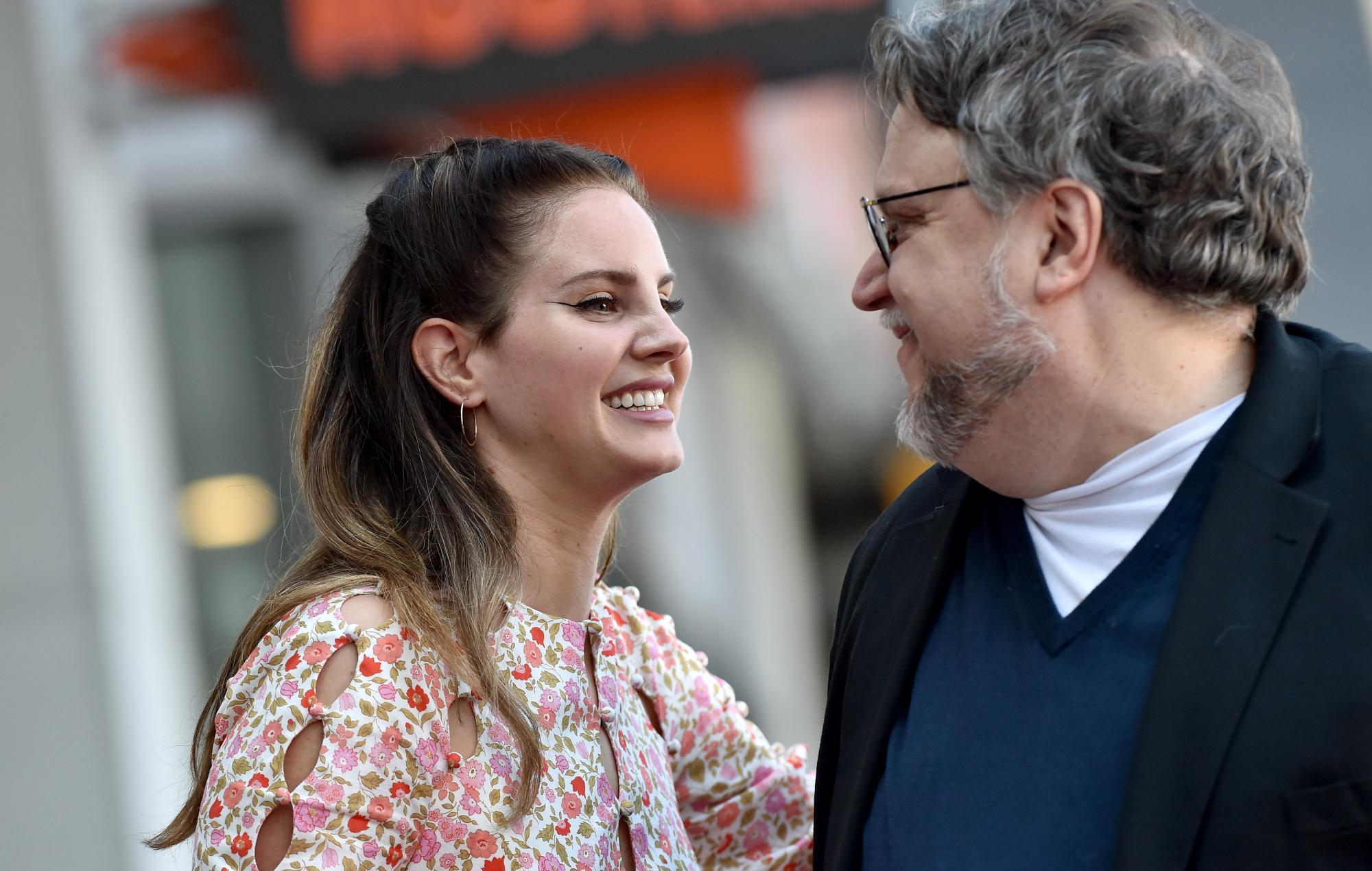 Lana Del Rey, Guillermo Del Toro