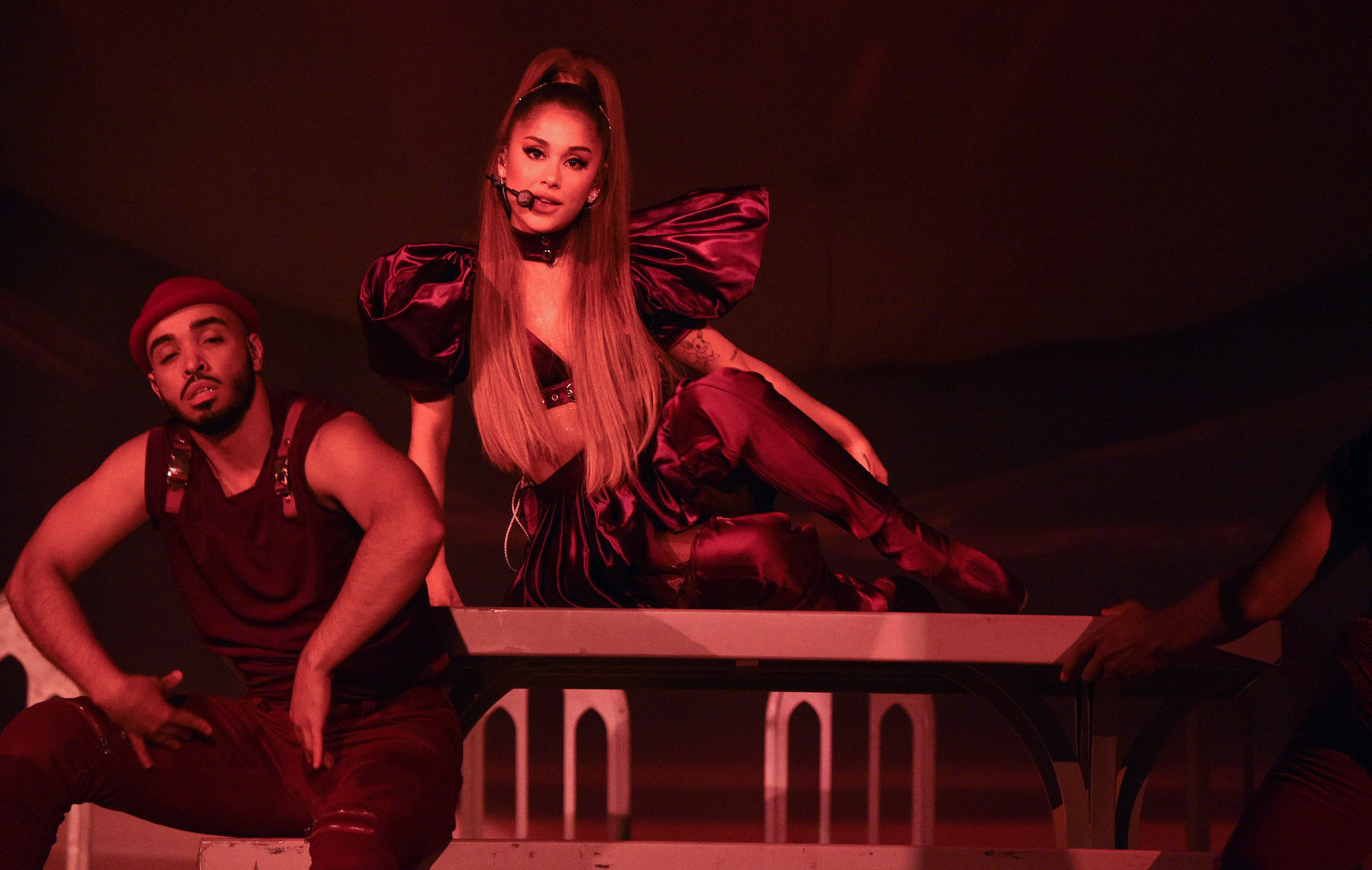 Ariana Grande No Longer Facing Lawsuit Over God Is A Woman Video