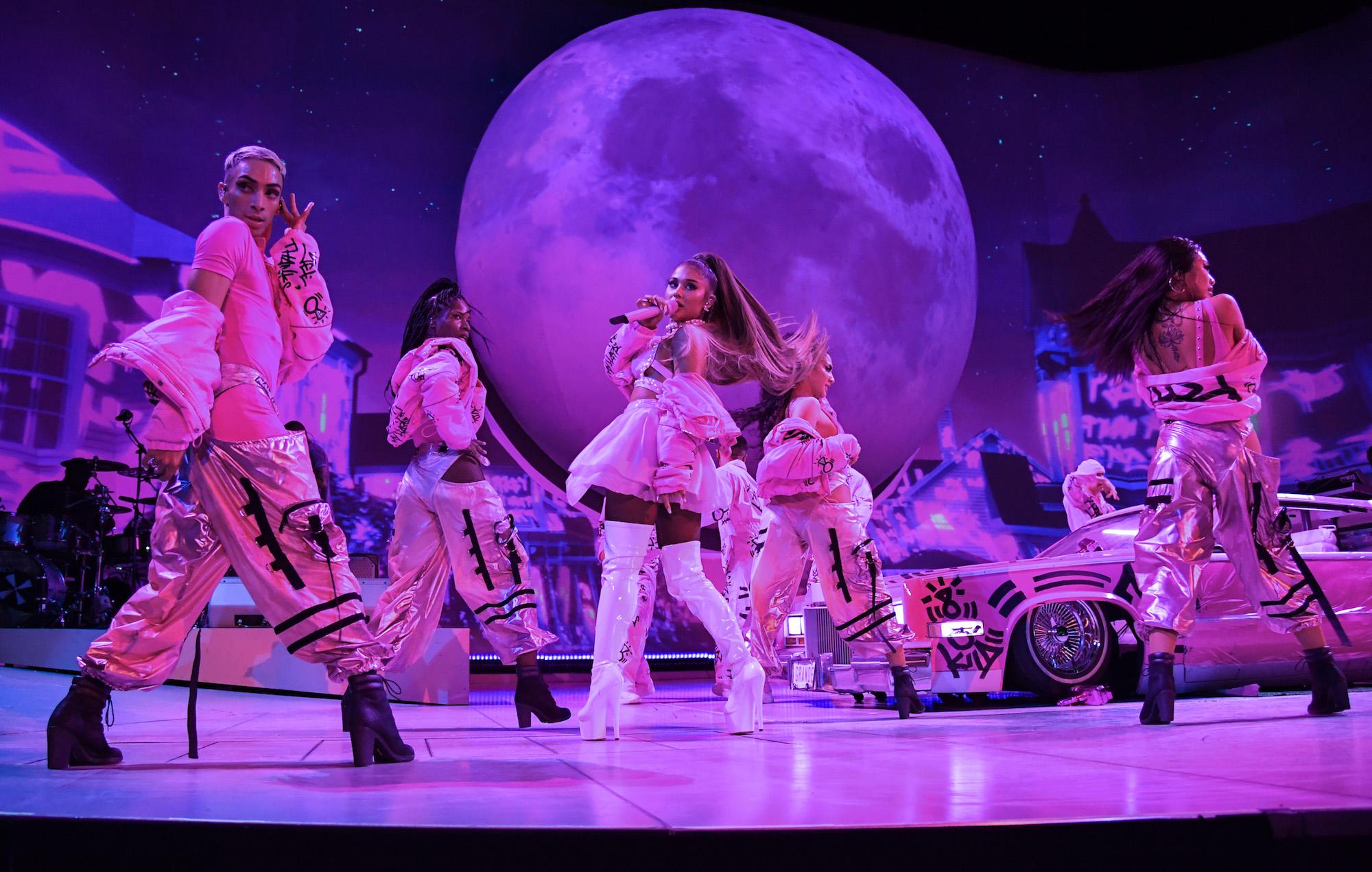 Ariana Grande O2 Arena