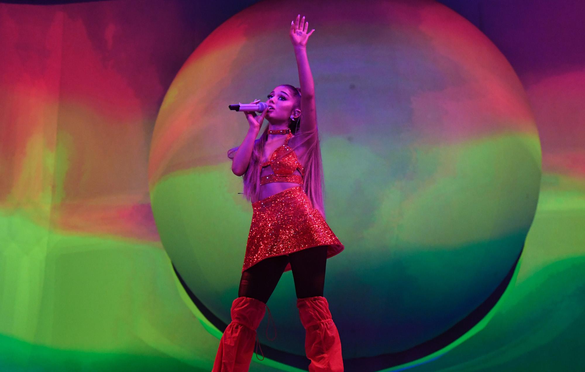Ariana Grande Sweetener