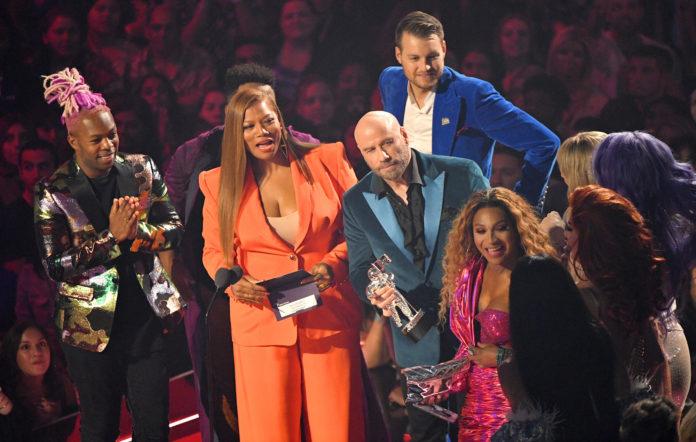 John Travolta MTV VMAs 2019