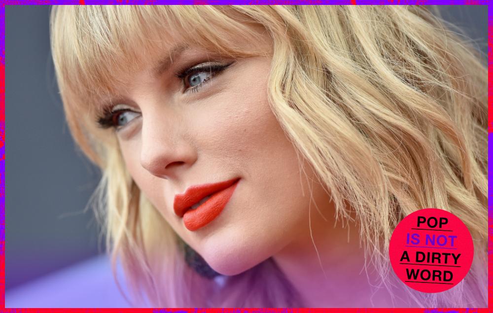Taylor Swift Lover at VMAs