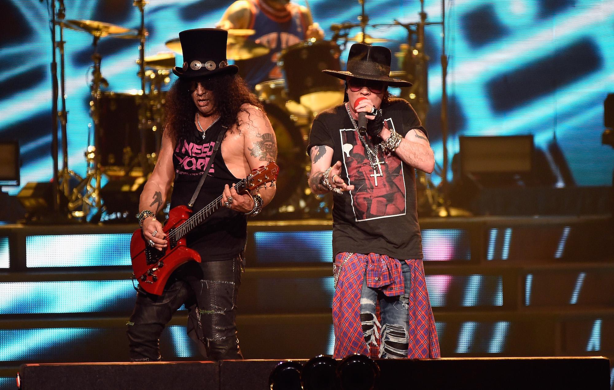 Guns N' Roses announce London show on 2020 European stadium tour