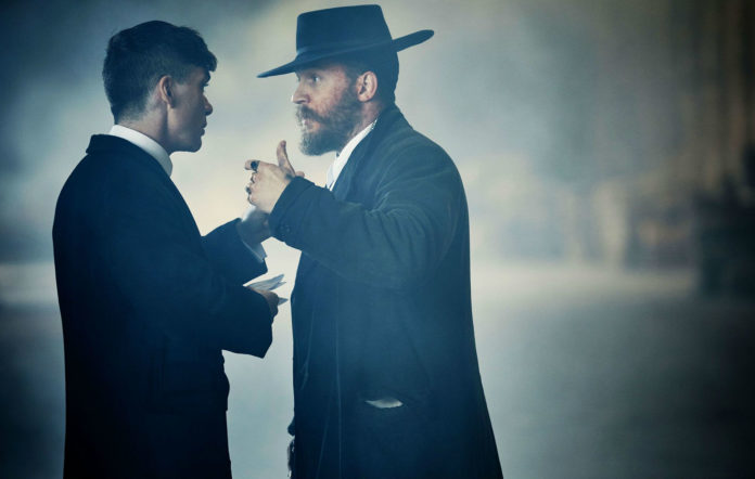 Could Tom Hardy be making a return to 'Peaky Blinders'?