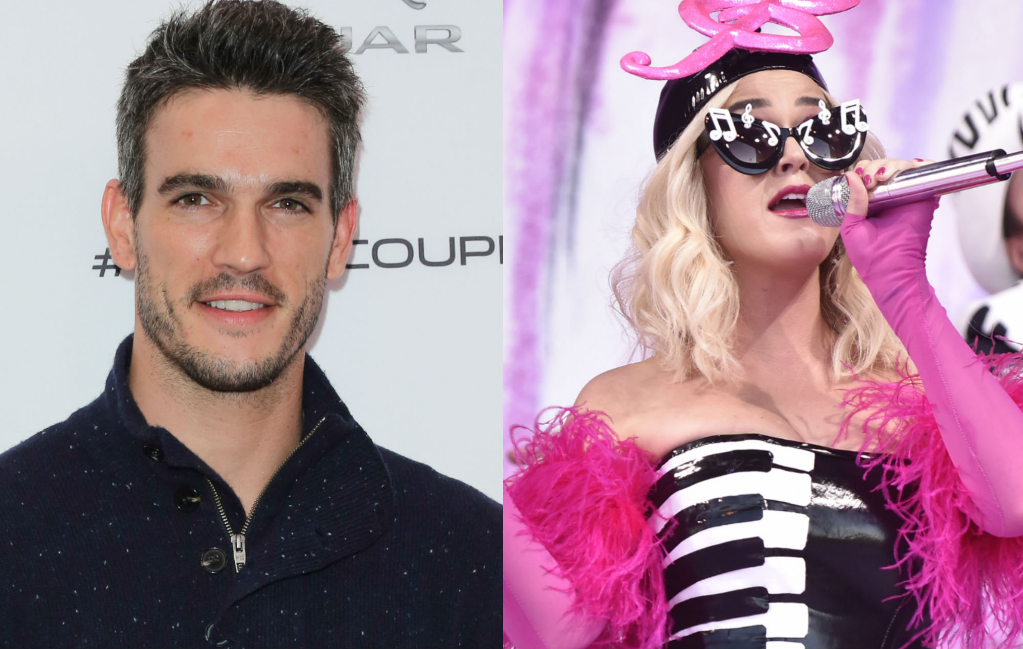 Josh Kloss accuses Katy Perry of sexual harassment