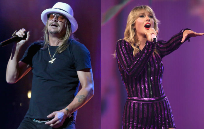Kid Rock claims Taylor Swift will use politics to land Hollywood movie roles