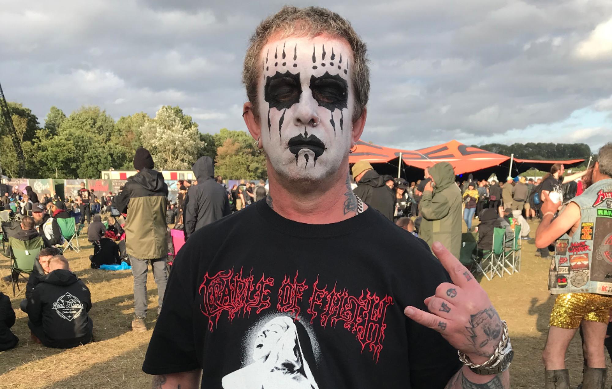 Bloodstock festival goers