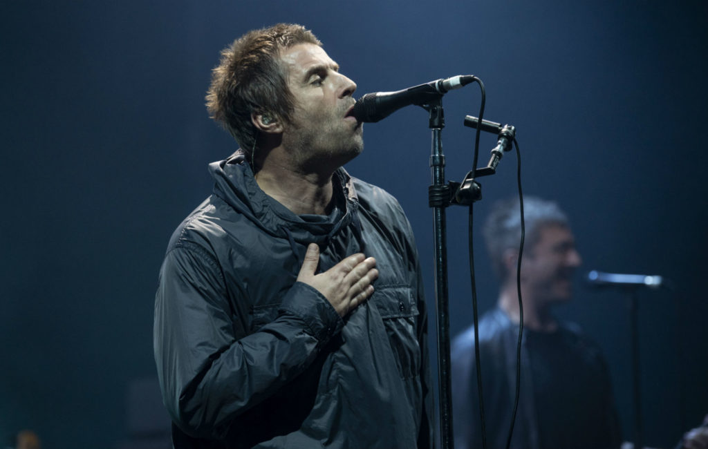 Liam Gallagher; Oasis