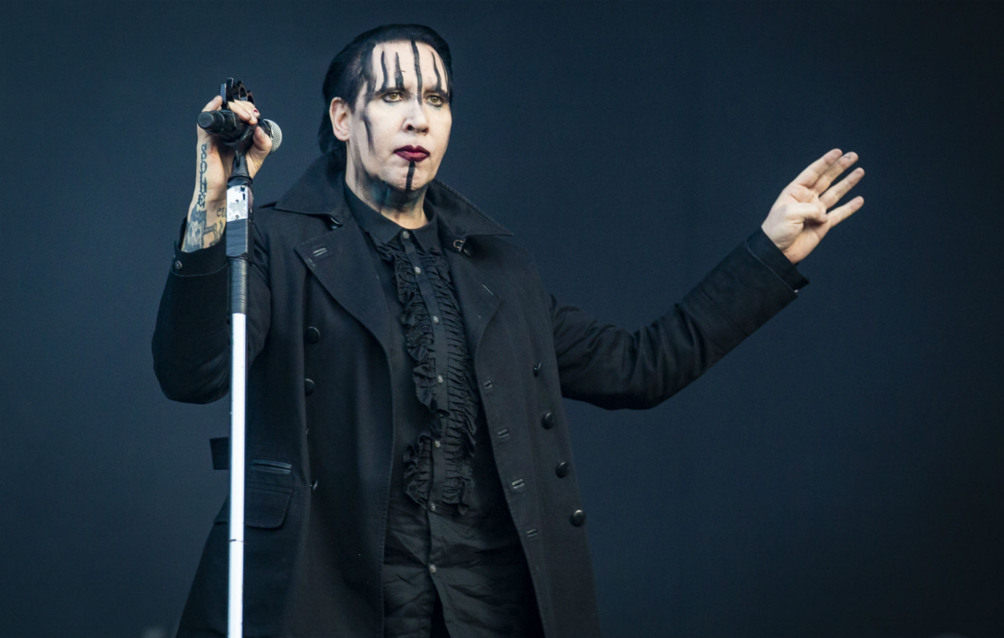 Marilyn Manson Wacken 2019