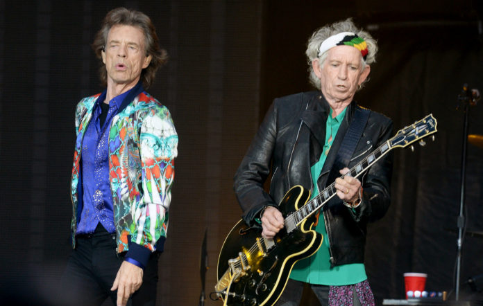 Keith Richards uses a motorised ash-tray so he won't piss off Mick Jagger