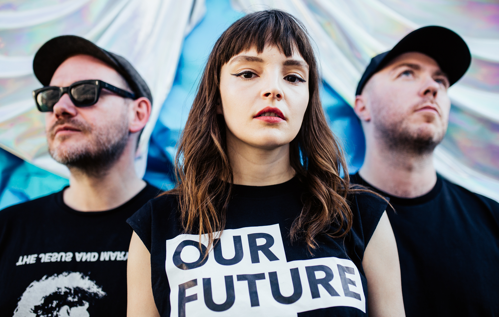 Chvrches Reading Festival 2019