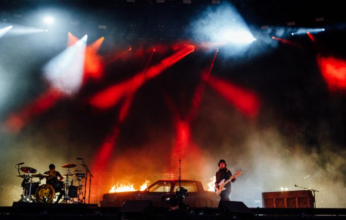 Twenty One Pilots at Reading festival