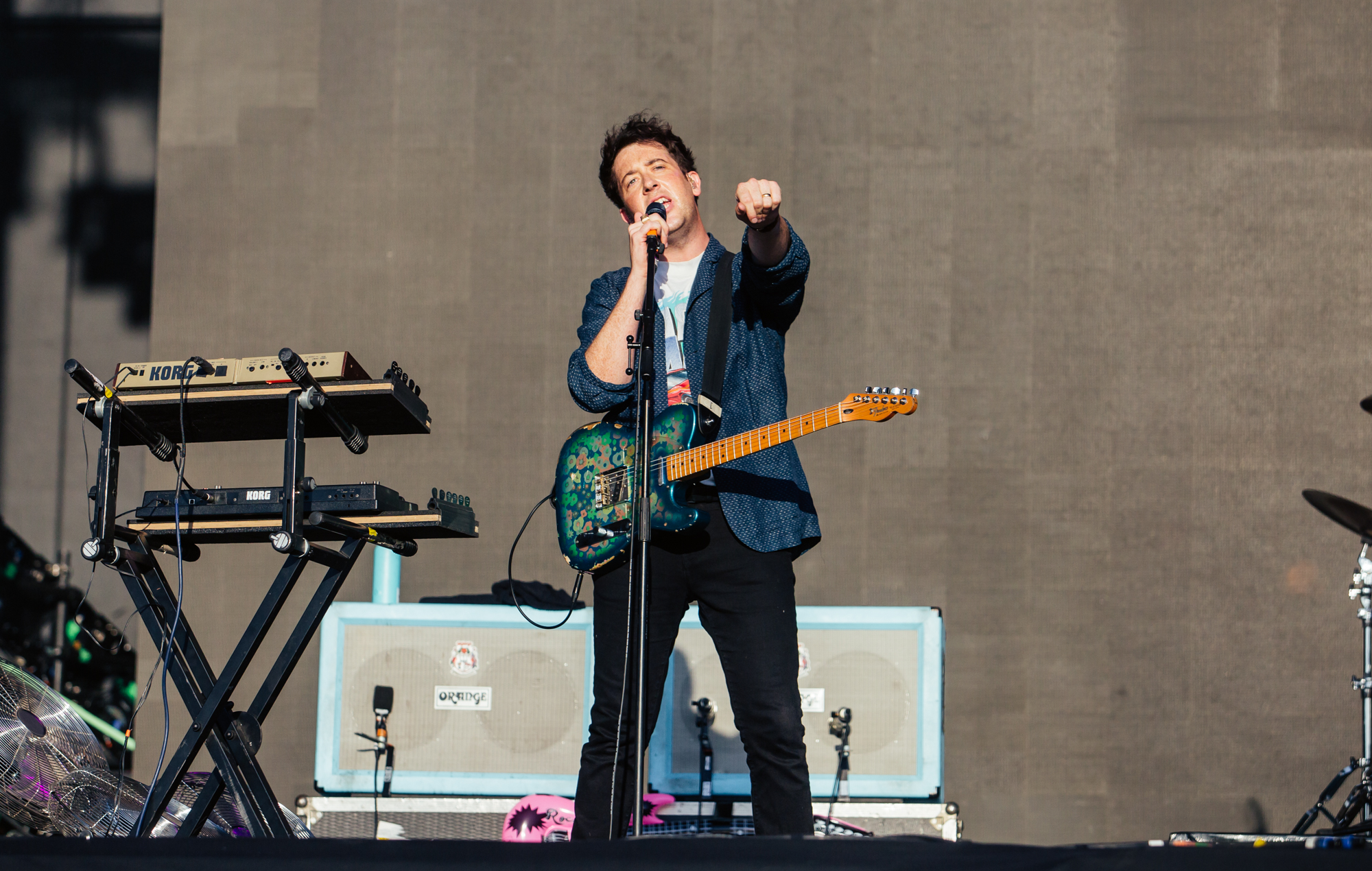 The Wombats Reading Festival 2019