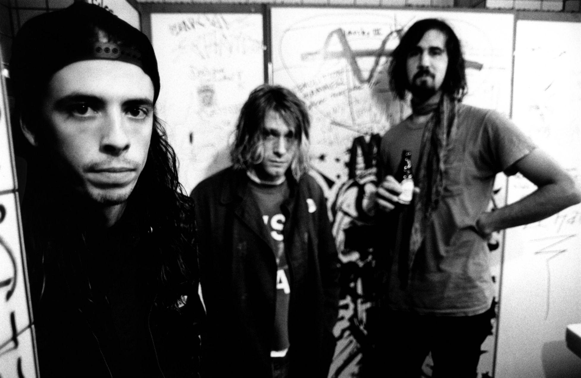 Dave Grohl; Nirvana; Kurt Cobain