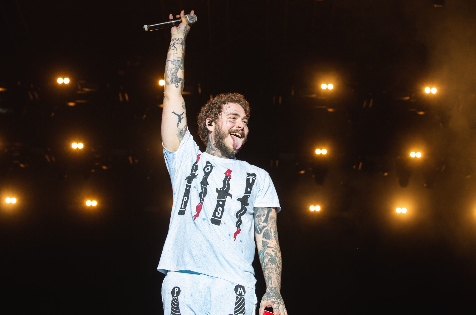 Post Malone Sziget 2019
