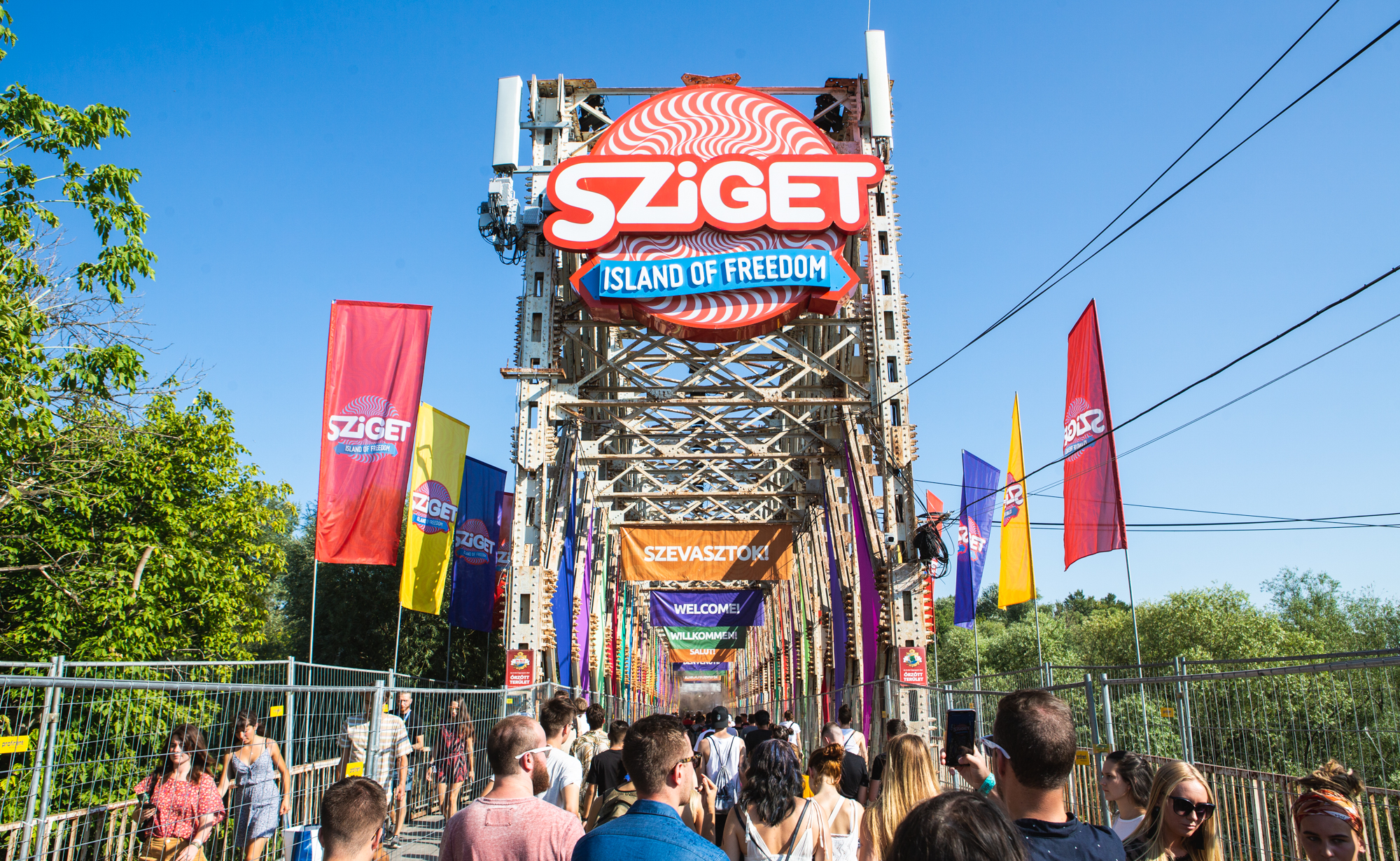 Tickets are now on sale for Sziget 2020