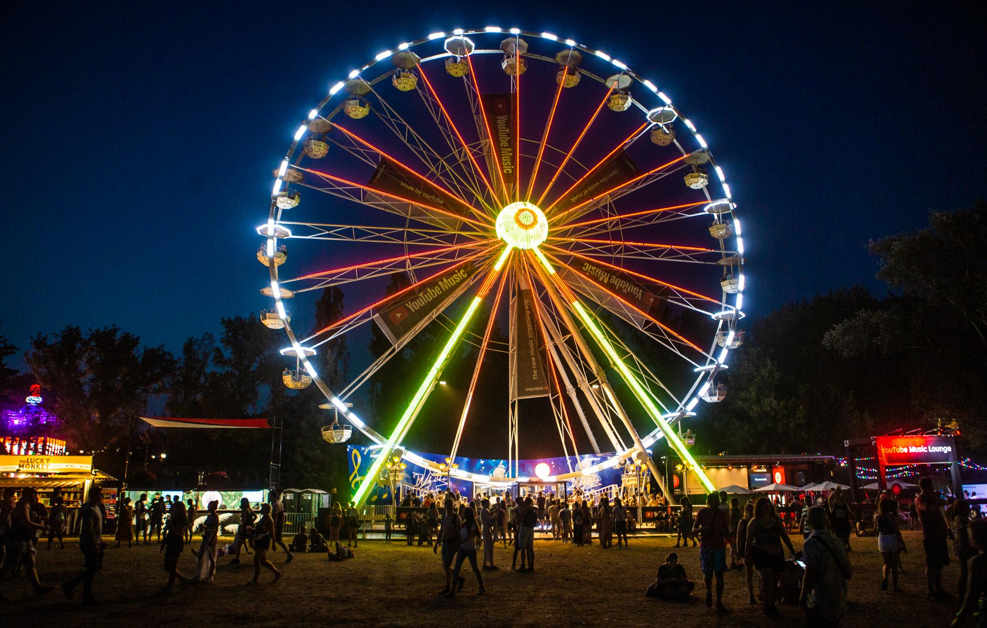 Sziget wheel