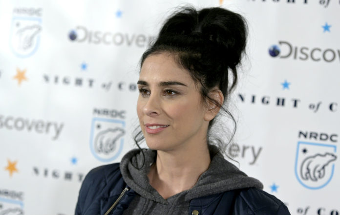 Sarah Silverman was fired from film over blackface skit