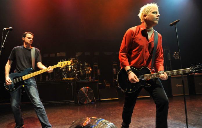 The Offspring bassist
