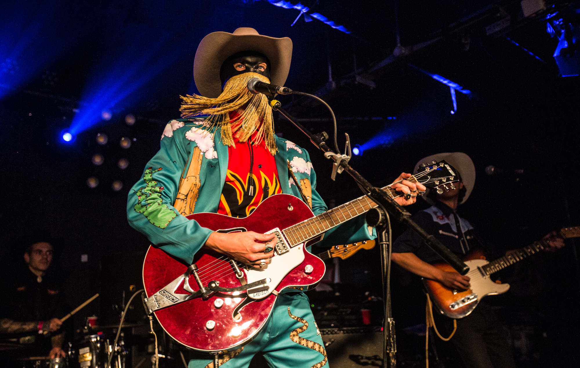 Orville Peck at Visions Festival 2019