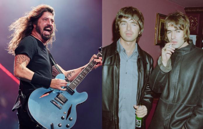 Foo Fighters Oasis