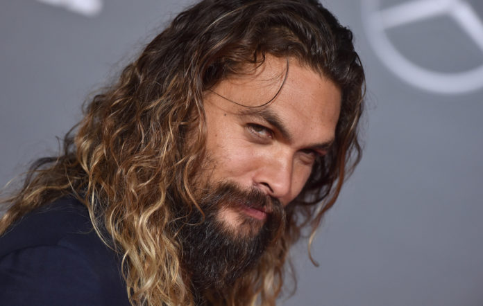 Jason Momoa of Aquaman