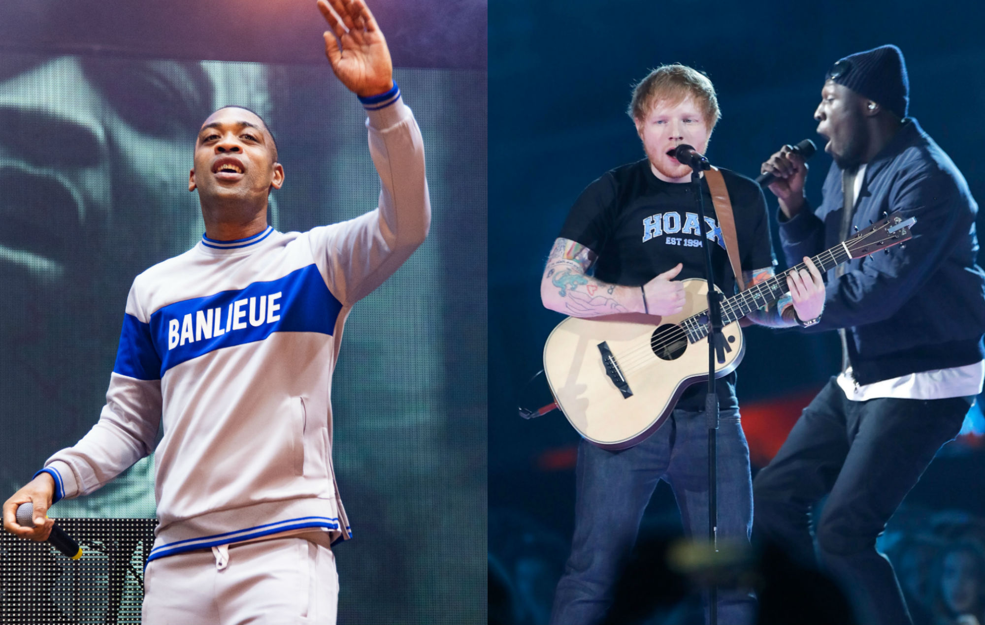 Wiley goads Ed Sheeran for a reaction after calling him a