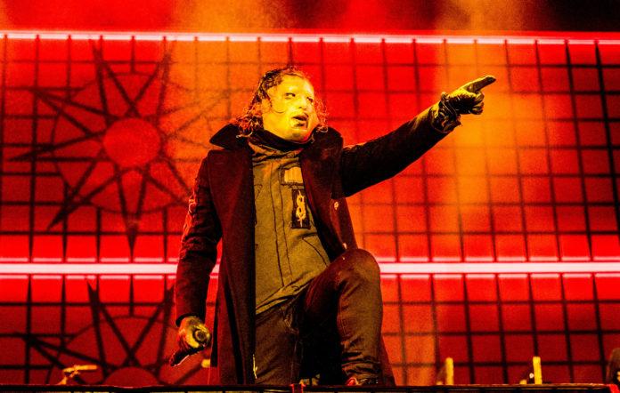 Corey Taylor Slipknot solo album