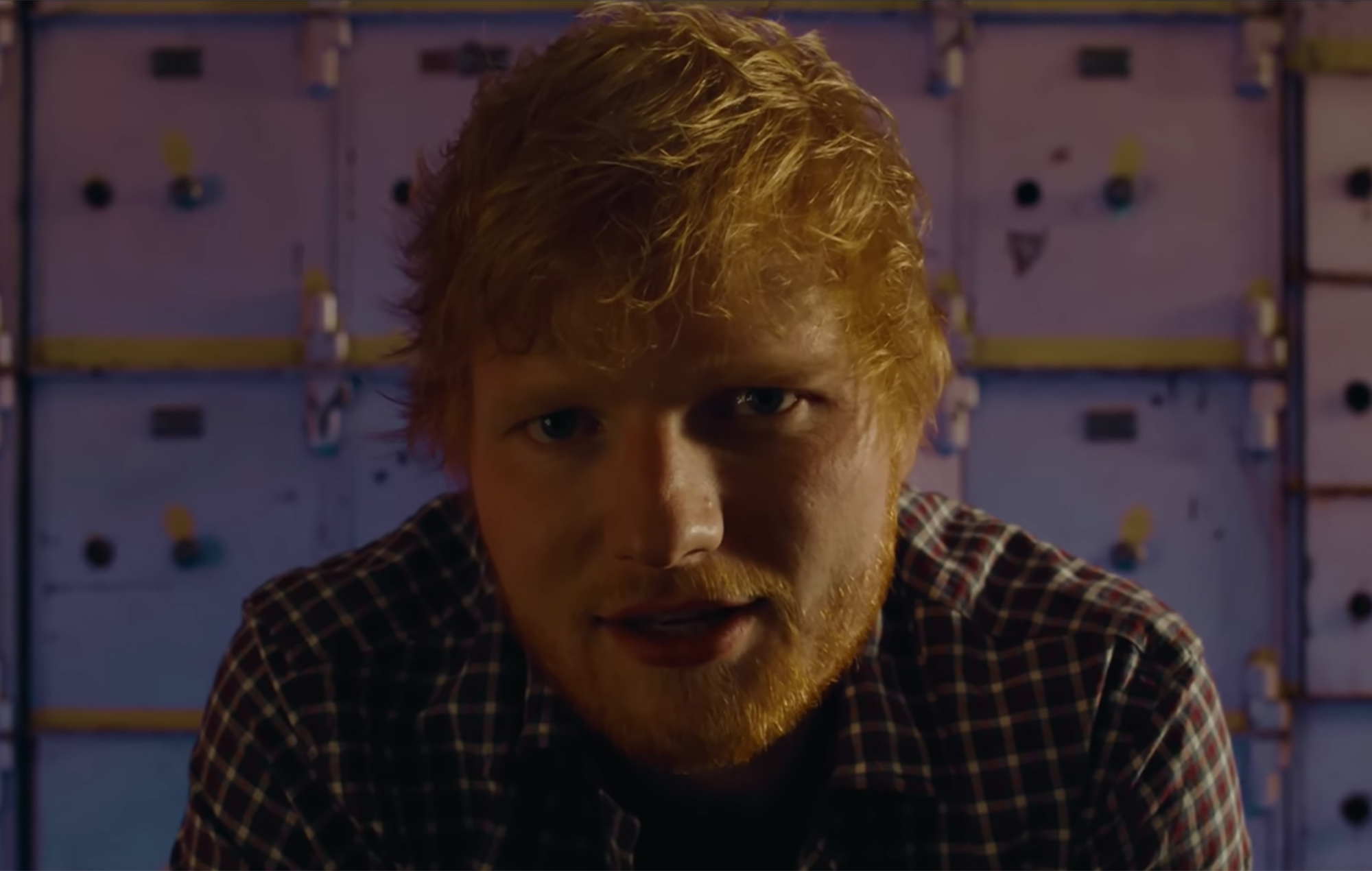 Ed Sheeran Nothing on You music video with Dave and Paulo Londra