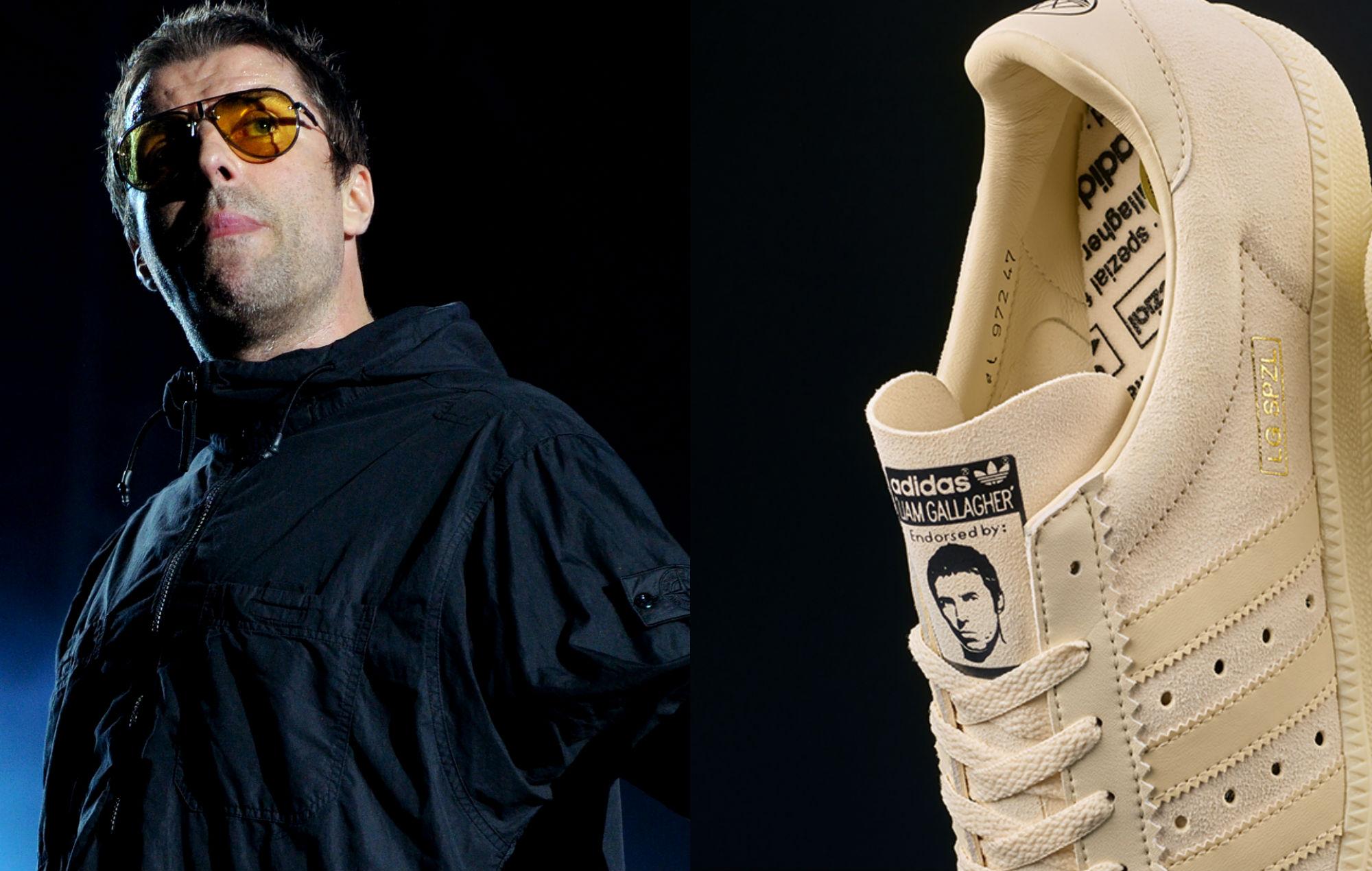 Liam Gallagher fans react as Adidas