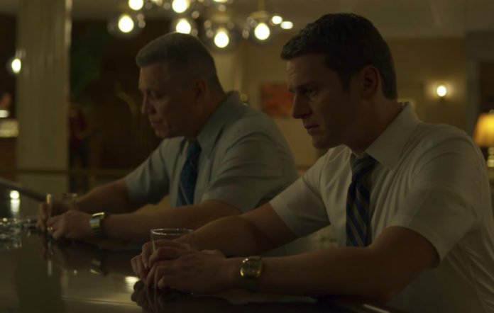 Mindhunter season 2 episode 7 Bill Tench Holden Ford