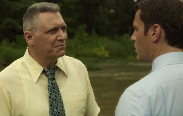 Mindhunter season 2 episode 8 Bill Tench Holden Ford
