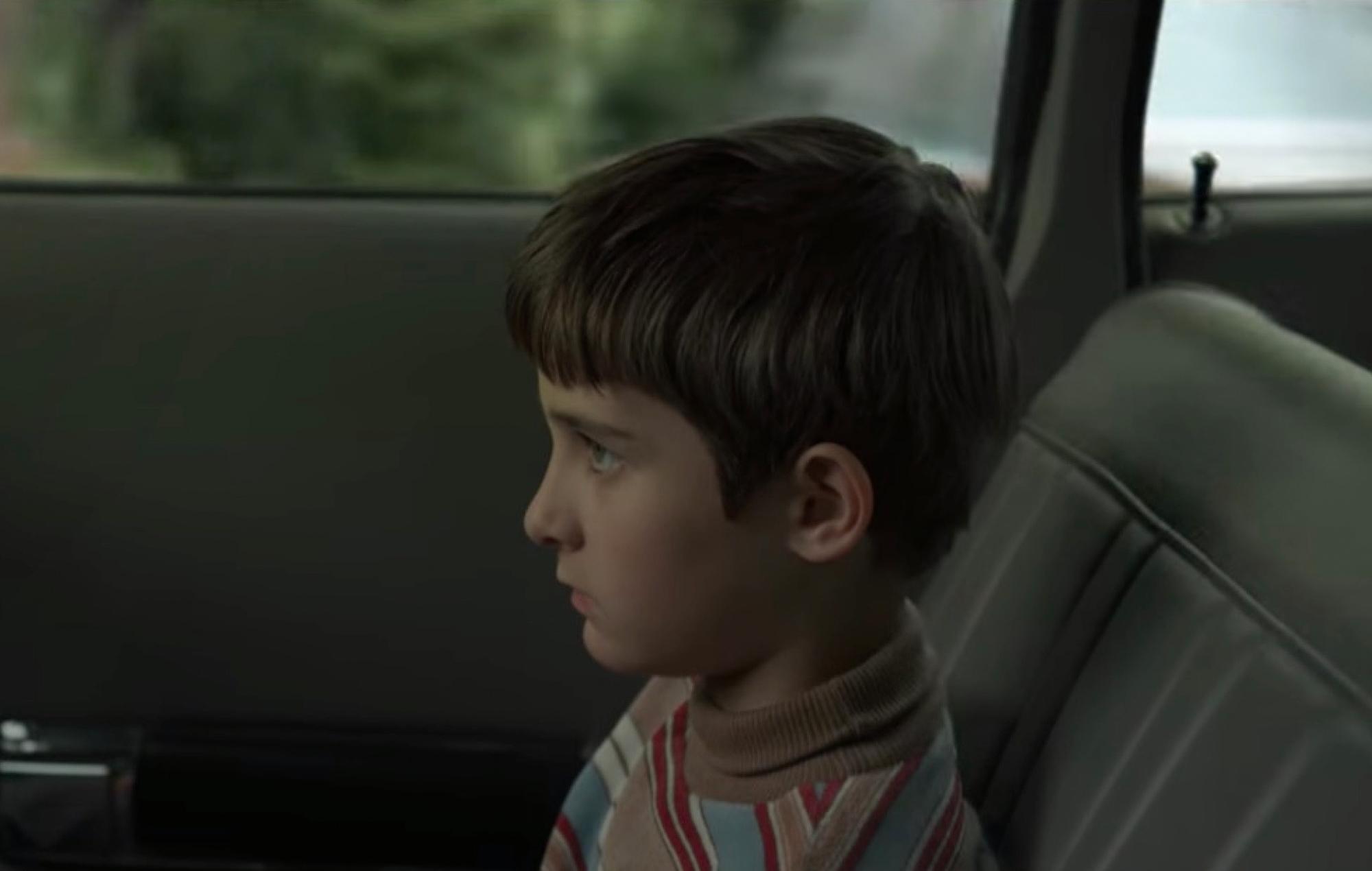 Mindhunter season 2 episode 8 Brian Tench Bill Tench son