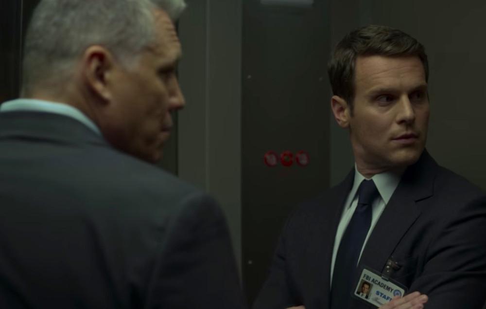 Mindhunter season 2 episode 4 Holden Ford Bill Tench Netflix