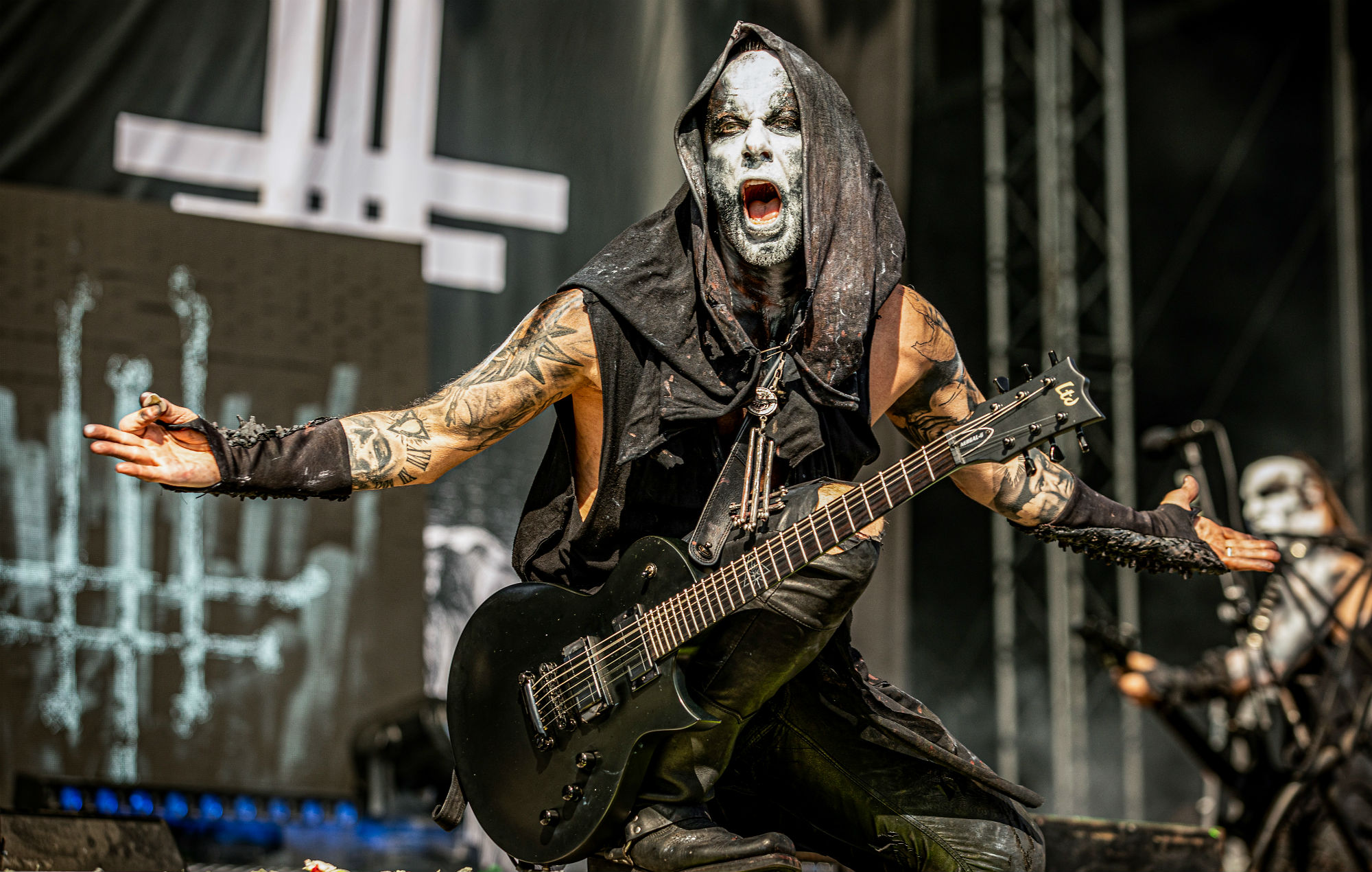 Behemoth frontman kicked out of YMCA gym for not worshipping Jesus