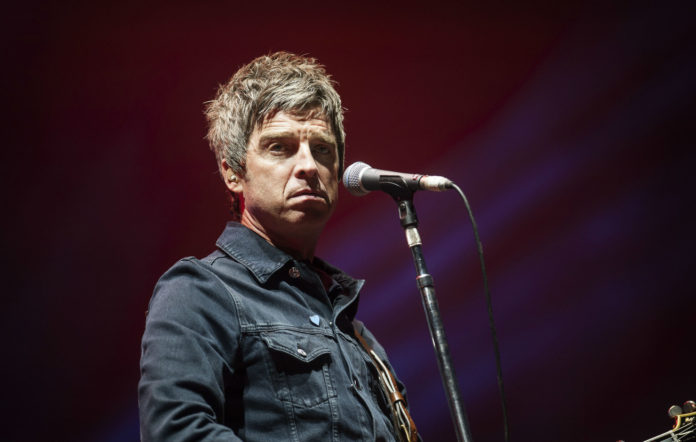 Noel Gallagher's High Flying Birds This Is The Place