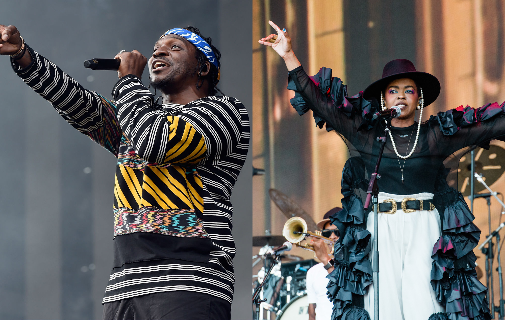 Pusha T Lauryn Hill new song Coming Home Kanye West