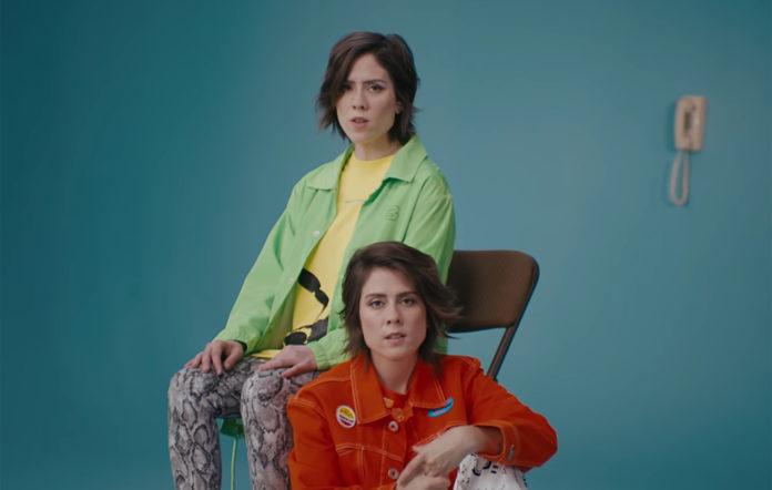Tegan and Sara I'll Be Back Someday MV