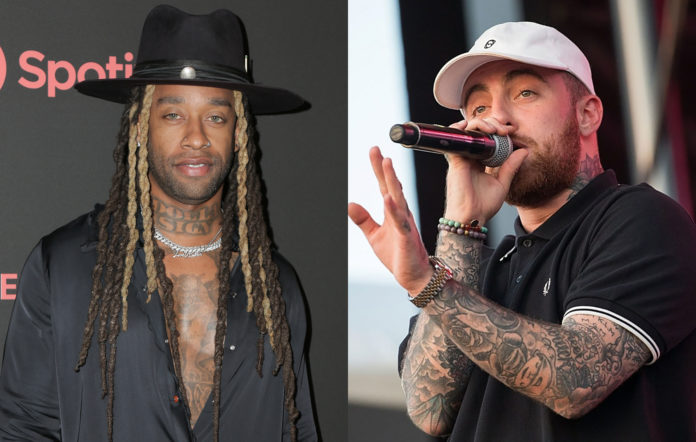 Ty Dolla $ign pays tribute to Mac Miller