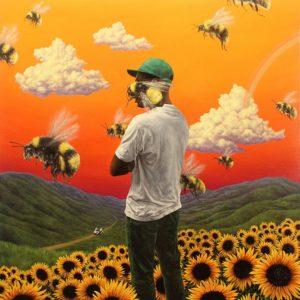 Cover art for Tyler, the Creator\s album 'Flower Boy'