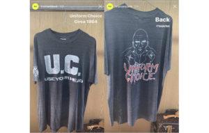Uniform Choice t-shirt