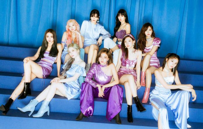 TWICE Feel Special mini-album JYP Entertainment