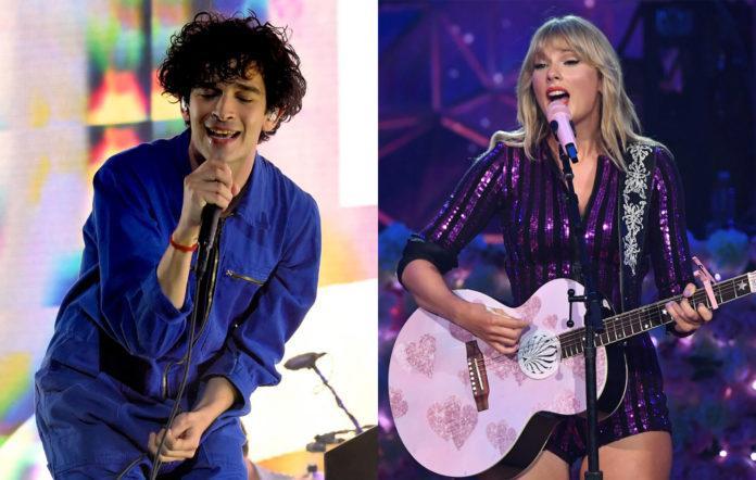 Matty Healy, Taylor Swift