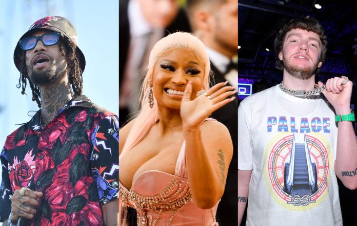 Nicki Minaj, PnB Rock, Murda Beatz drop new song Fendi