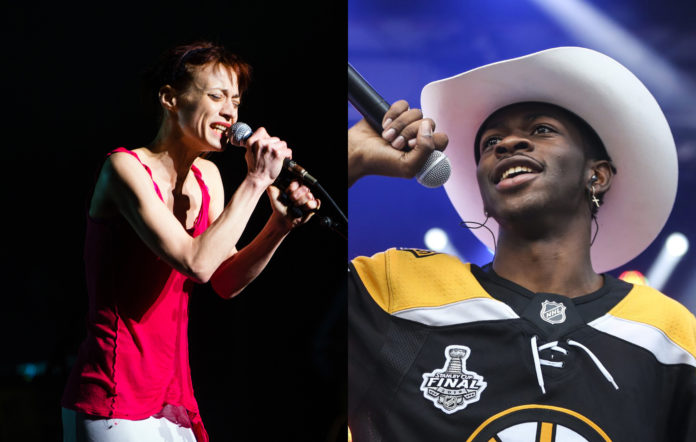 Fiona Apple calls out Lil Nas X over sample