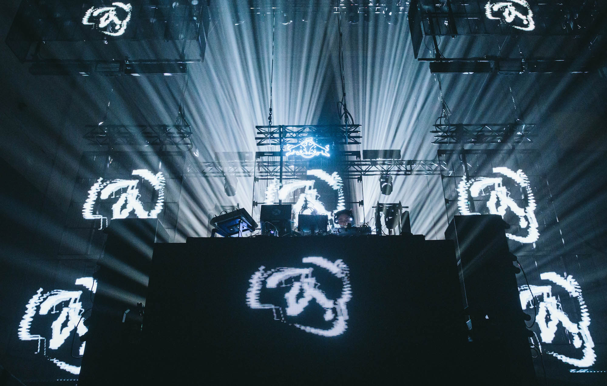 Aphex Twin at Printworks